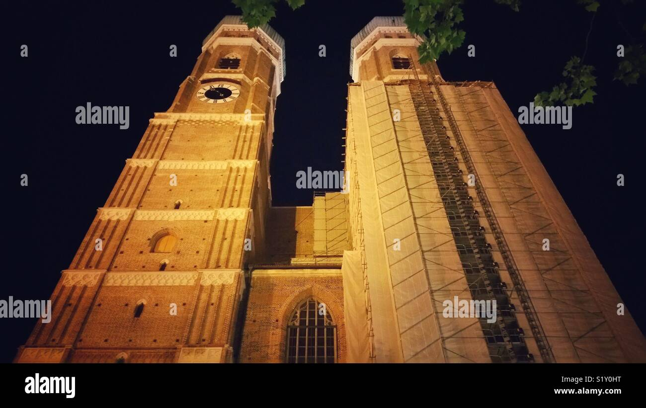 Kathedrale Stockbild