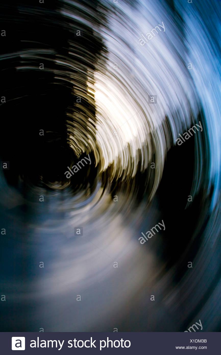 Wasser-Wellen Stockbild