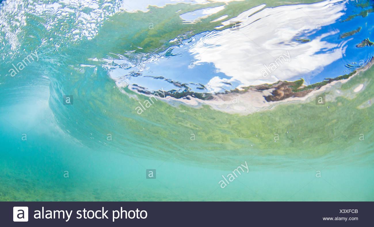 Ocean wave Stockbild