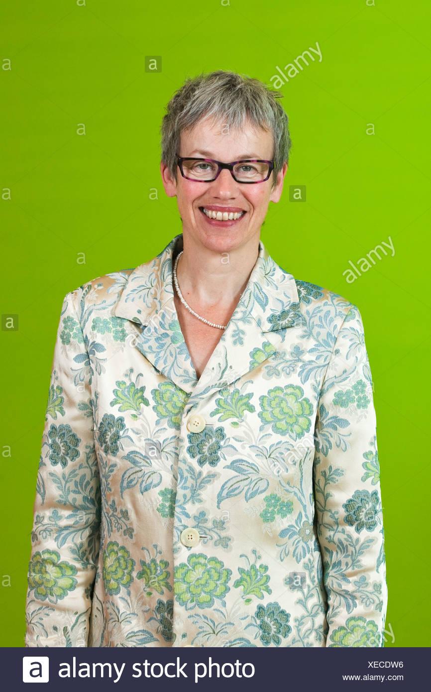 Birgitt Bender, Mitglied des Parlaments und Gesundheit Sprecher des Buendnis90 - Die Gruenen im Deutschen Bundestag, der nationalen Stockbild