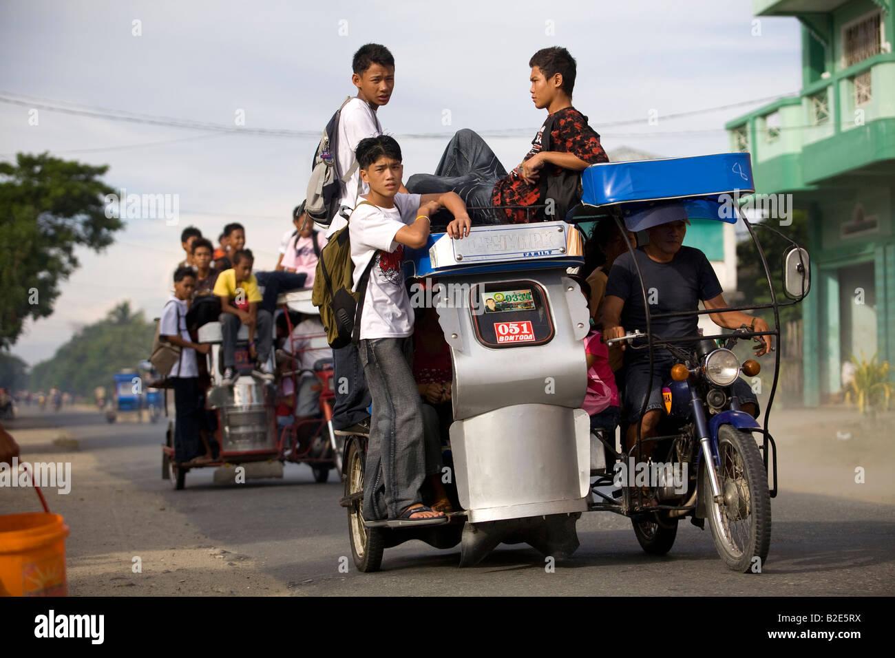 Resultado de imagen de filipinas tricicle
