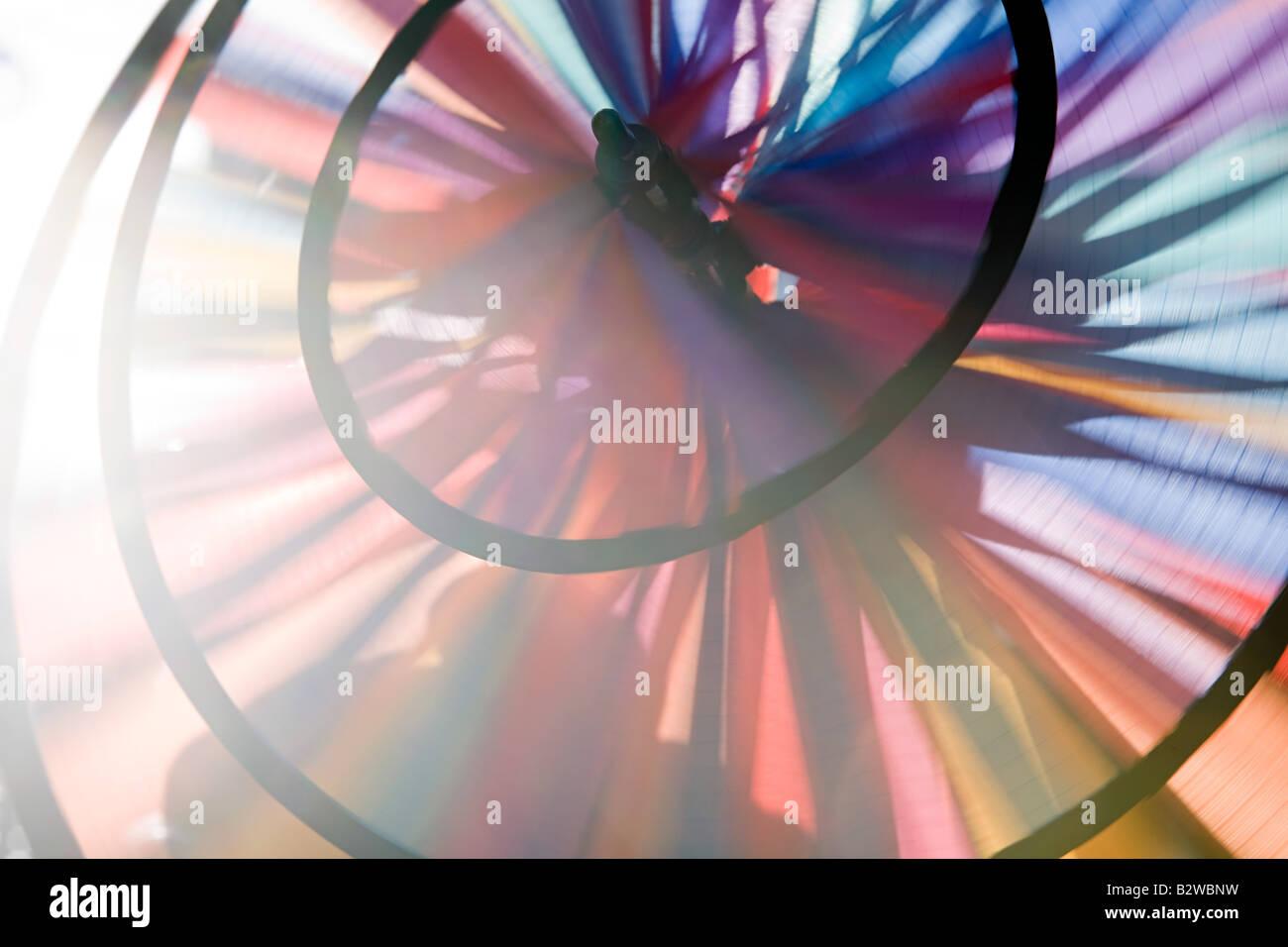 Cierre de una rueda dentada Imagen De Stock
