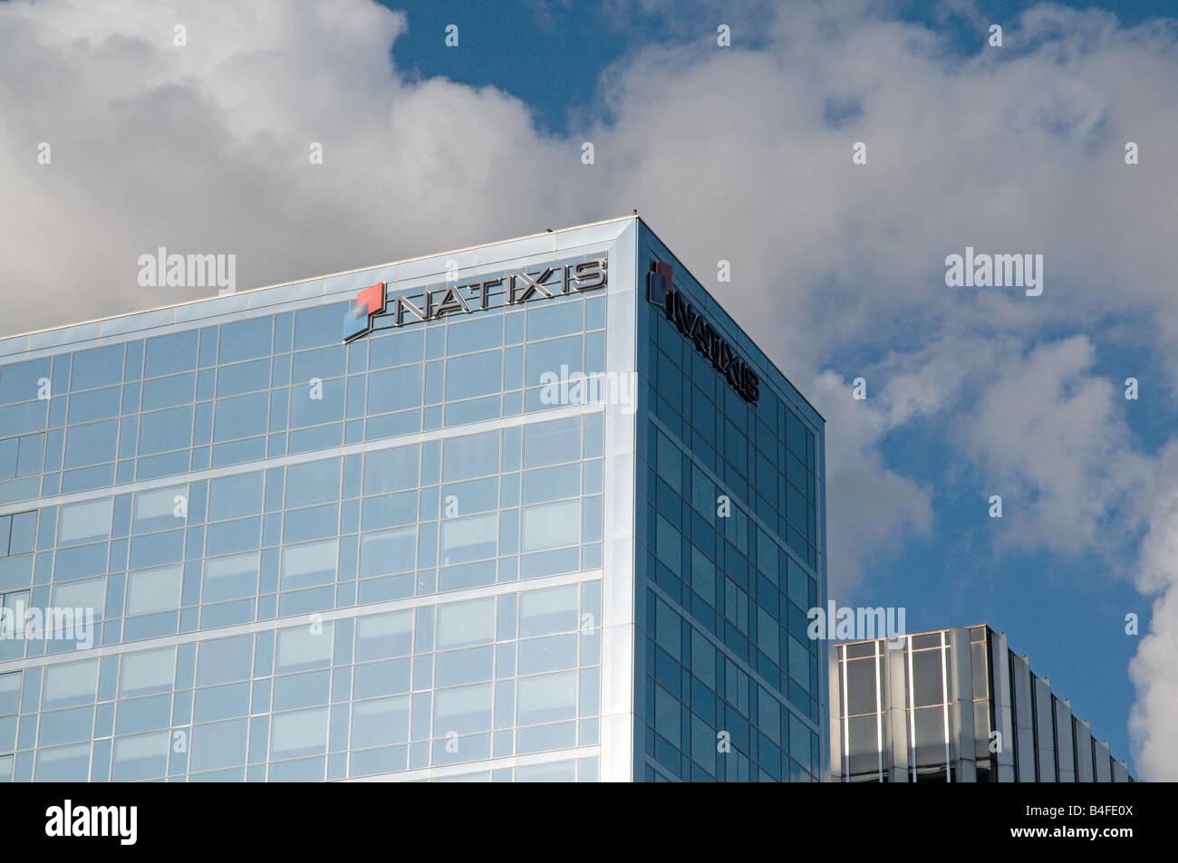 Resultado de imagen para Foto Banco Natixis