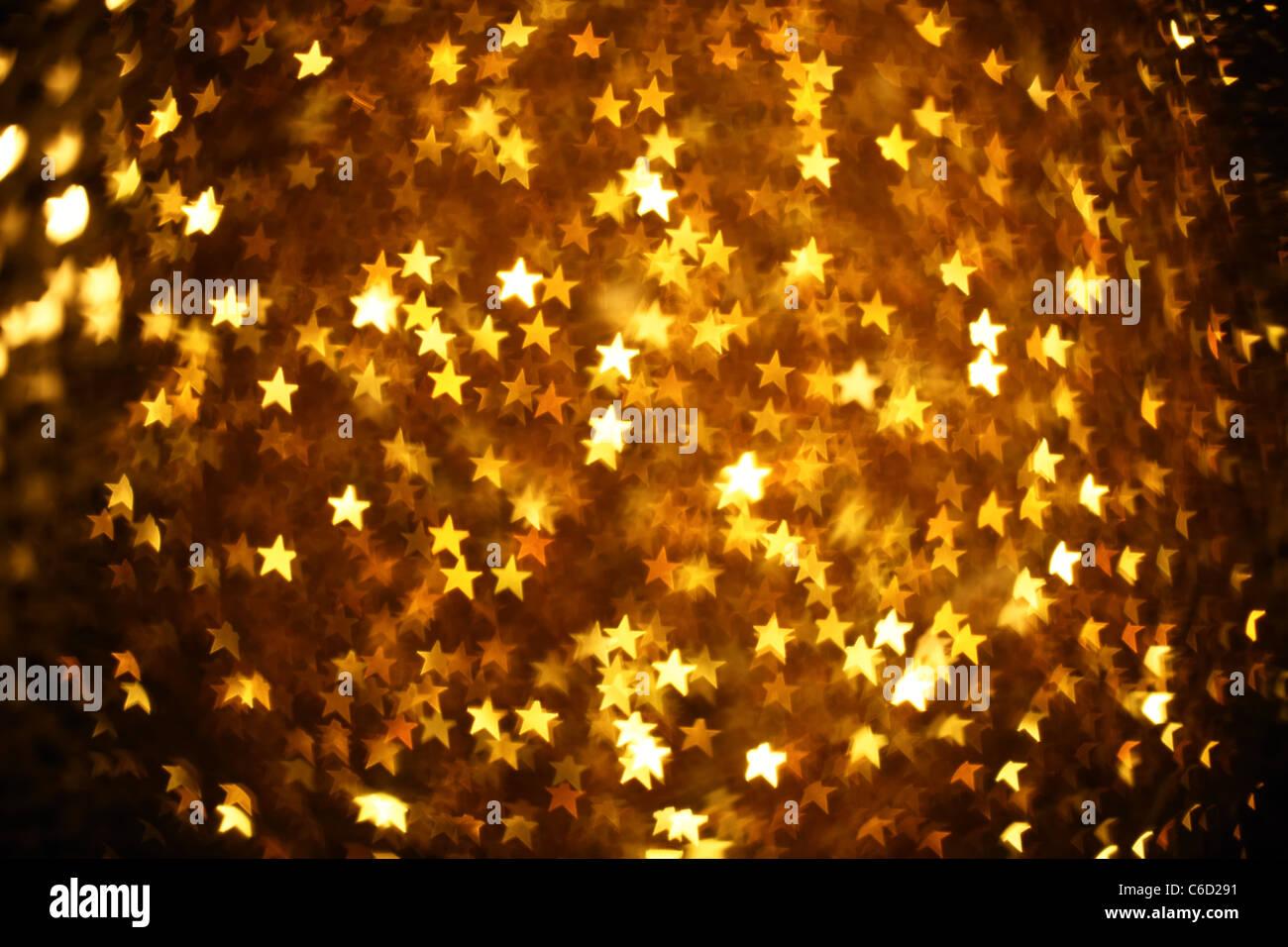 Glitter de color de fondo iluminación de Navidad Foto & Imagen De ...