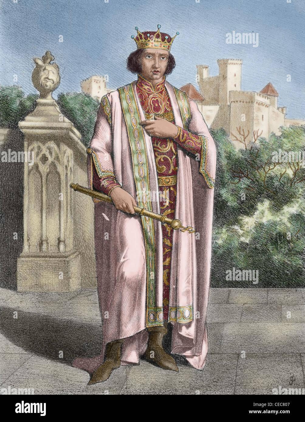 Enrique IV (1425-1474). El rey de la Corona de Castilla (1454-1474 ...