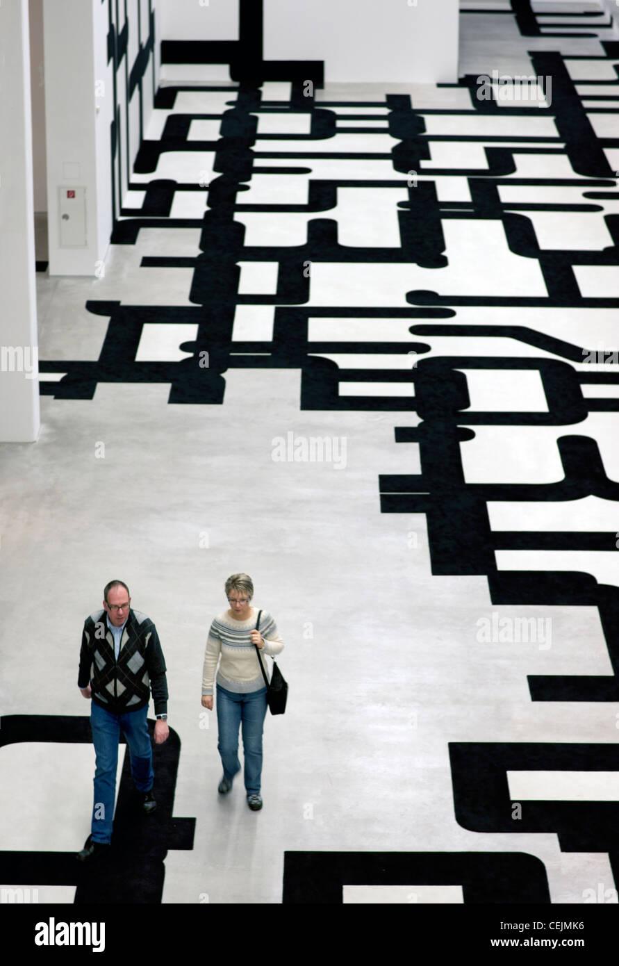 Alemania, Berlín, Berlín Galería La exposición \