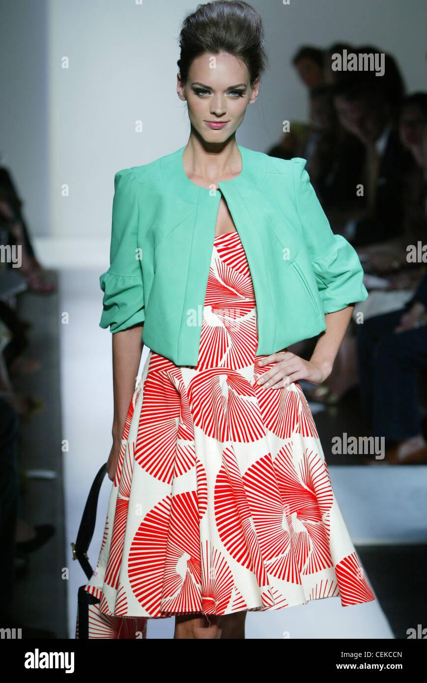 Diane von Furstenberg New York listo para vestir Primavera Verano ...
