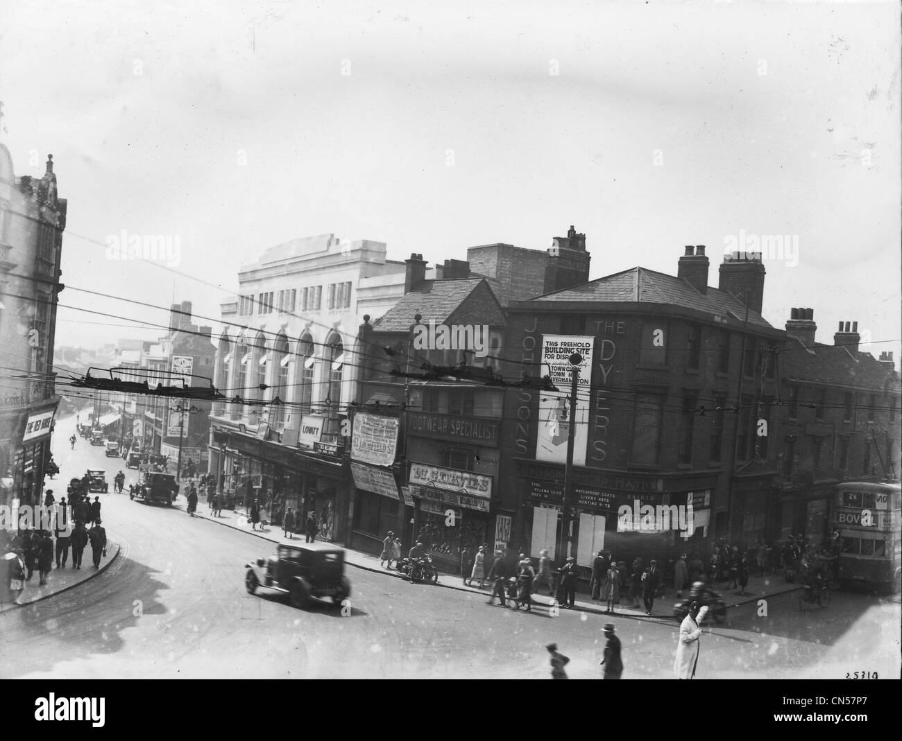 1920 Johnsons Beatties Incluyen Tienda Tintoreros Los Compras Tiendas Store Street De Y Wolverhampton Victoria Las Department Zapatos Davies ZtqgFRx