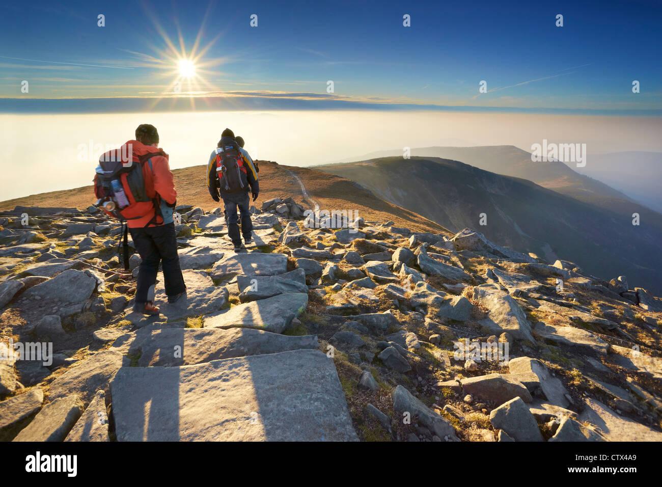 Babia Gora National Park, de Polonia, de Europa Imagen De Stock