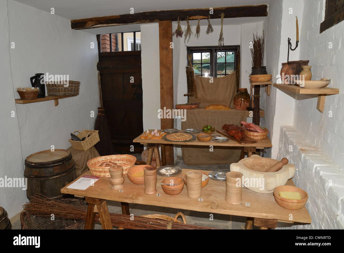 Hermosa Estilo Francés Cocinas Reino Unido Bandera - Como Decorar la ...