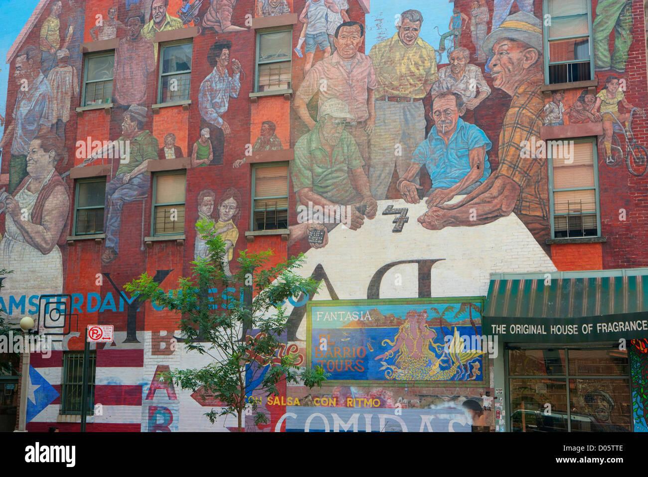 El Mural De La Comunidad