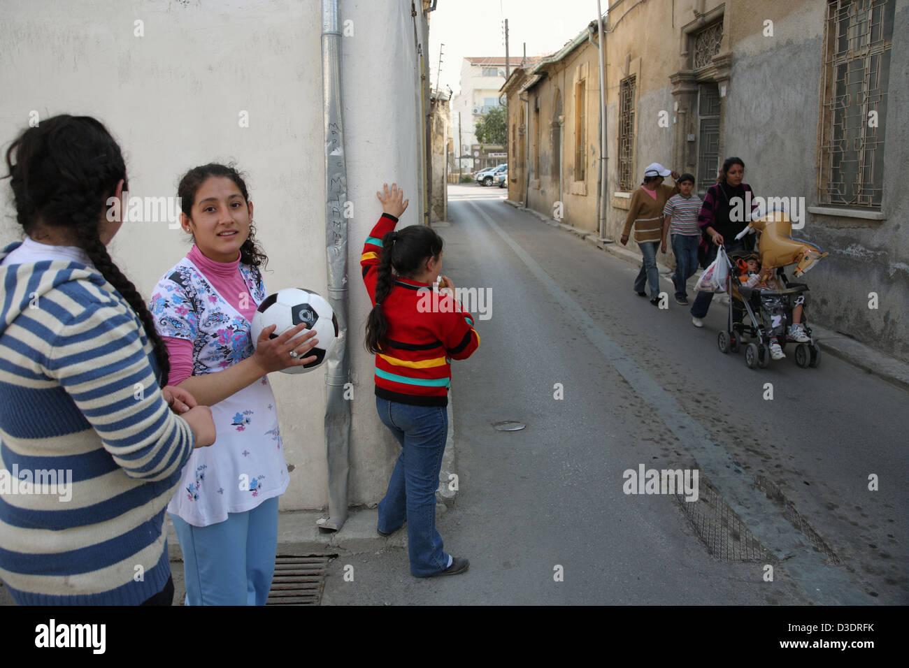 Cyprus girls