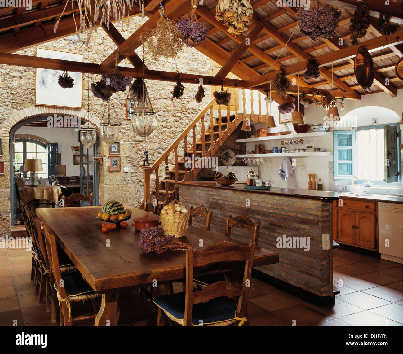 Cocina Comedor Rustica – Lakelouise.info