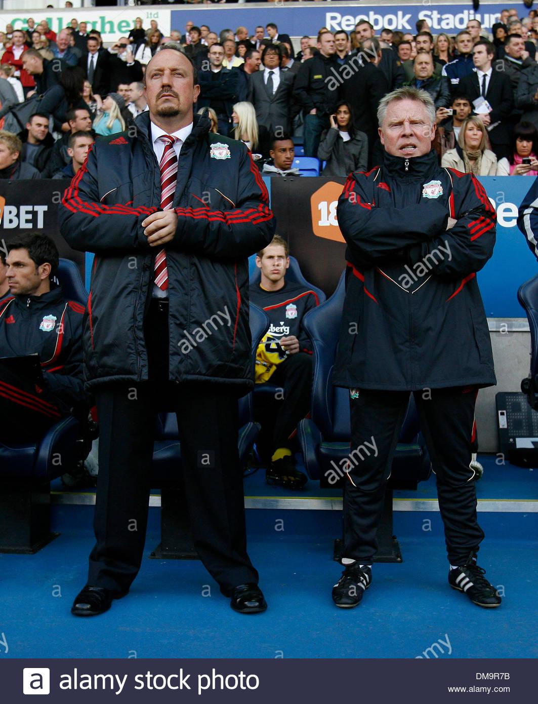 ¿Cuánto mide Sammy Lee? - Real height El-liverpool-de-rafa-benitez-y-sammy-lee-barclays-premier-league-bolton-wanderers-v-liverpool-el-29-de-agosto-2009-credit-image-a-david-klein-sportimage-cal-sport-media-dm9r7b