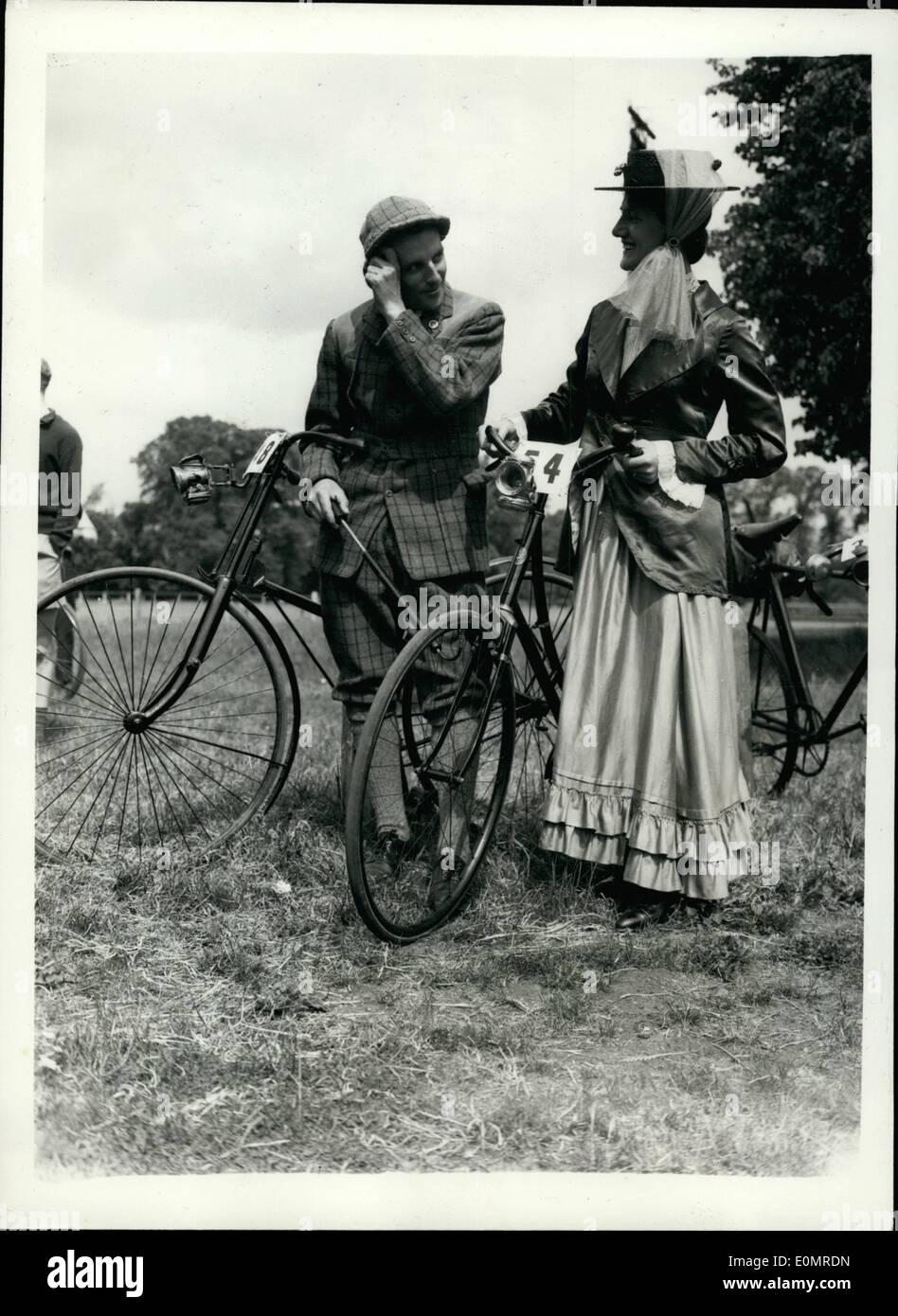 Jun 03, 1956 - 3-6-56 Primer ciclo anual de Veteranos Ejecutar desde ...