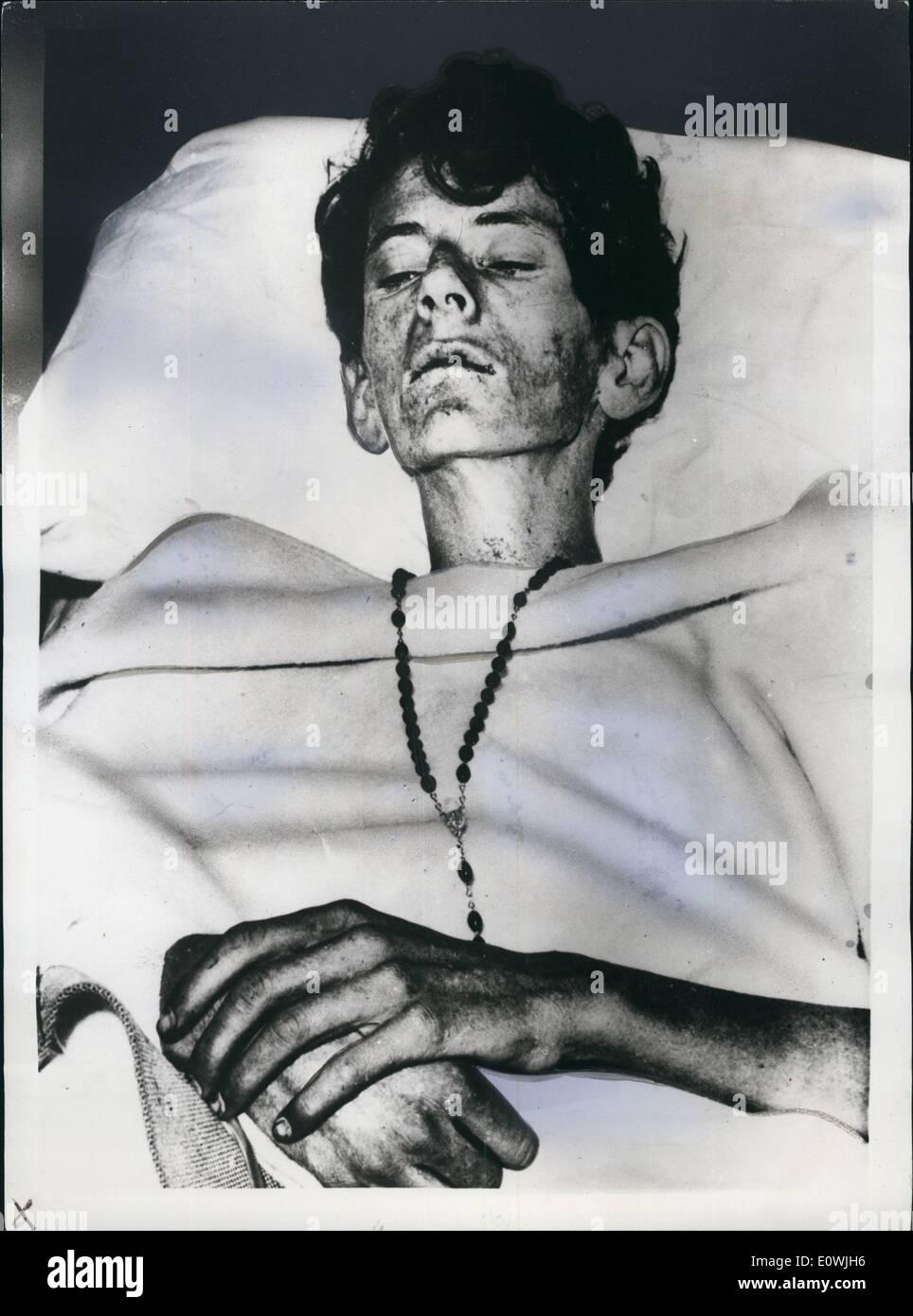 Jun 06, 1963 - \'\'Esqueleto Humano\'\' casi Shot: Sidney Dale ha ...