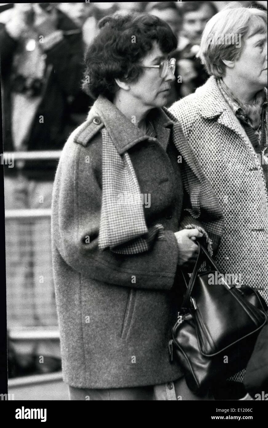 Mayo 05, 1981 - El Juicio del asesino de masas Peter Sutcliffe se ...