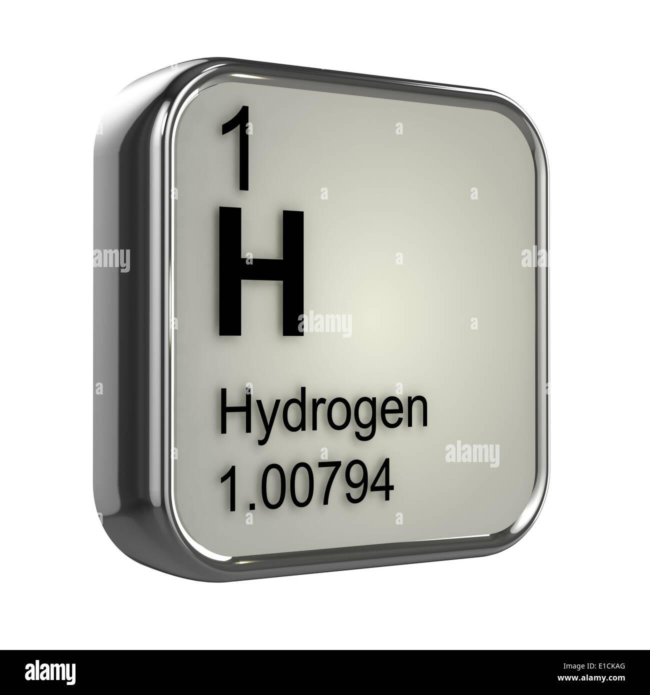 3d para el diseo de la tabla peridica de elementos hidrgeno foto 3d para el diseo de la tabla peridica de elementos hidrgeno urtaz Image collections