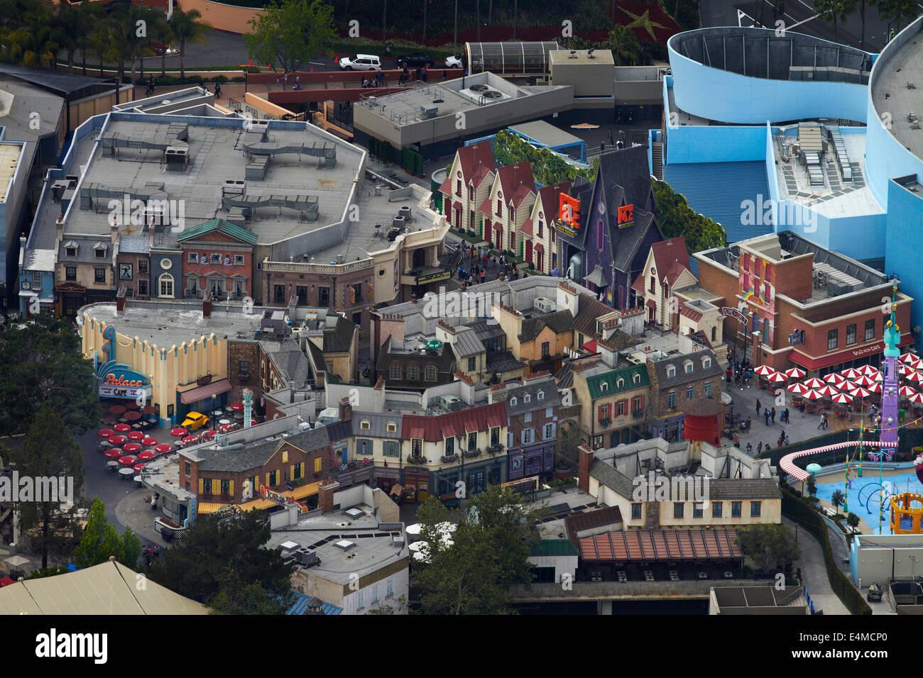 Juegos De Pelicula En Universal Studios Hollywood Los Angeles