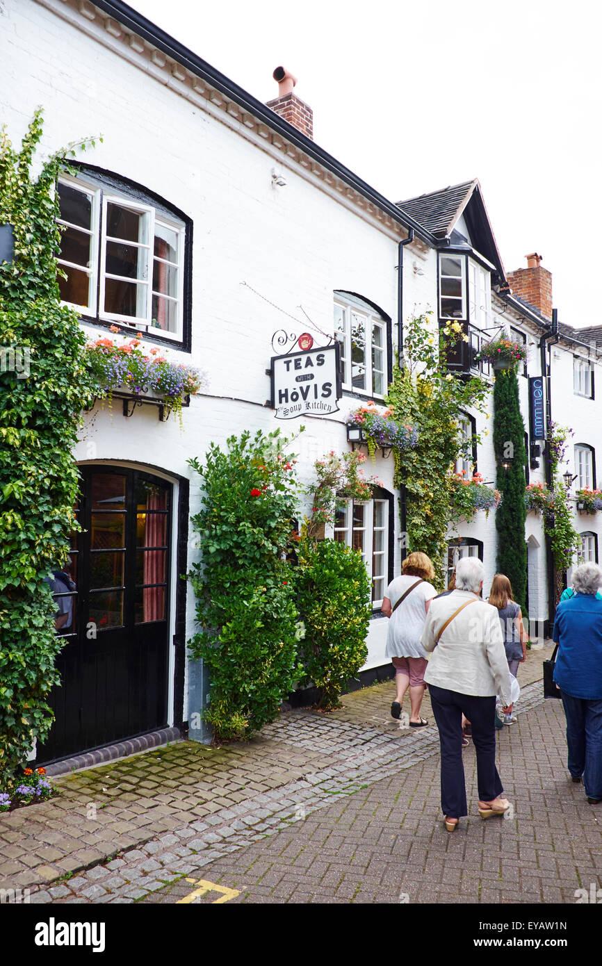 La sopa se cocina un siglo xvi de café y comer House Church Lane ...