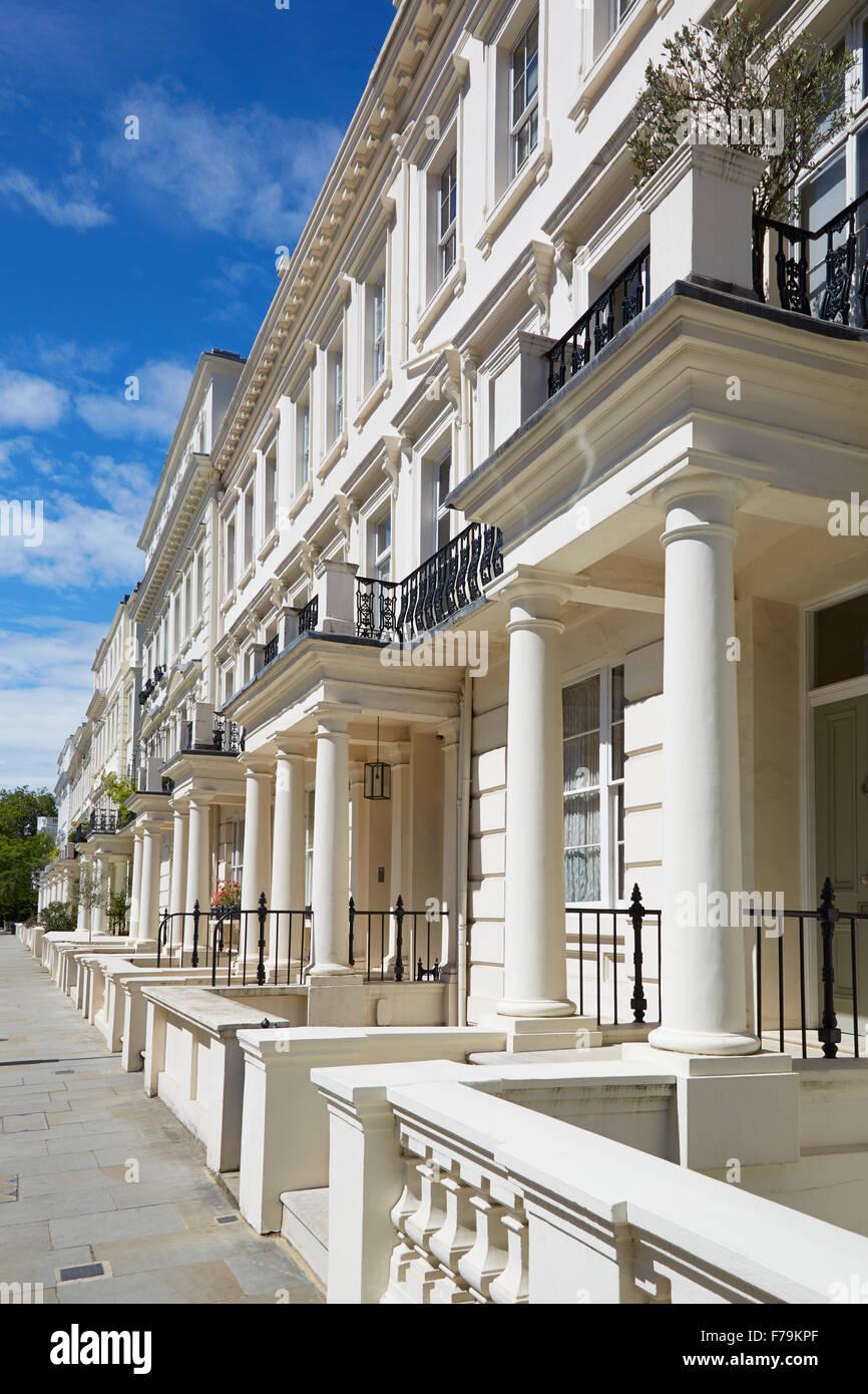 London Flat Luxury Exterior Victorian Imágenes De Stock & London ...