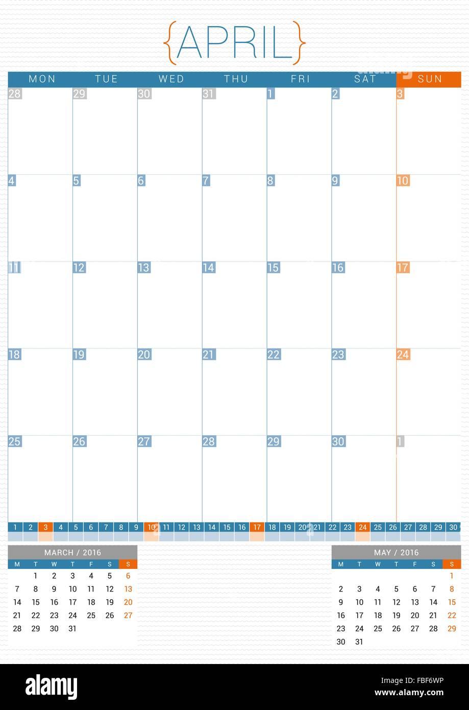 Lujoso Calendario De La Plantilla 2014 Composición - Ejemplo De ...