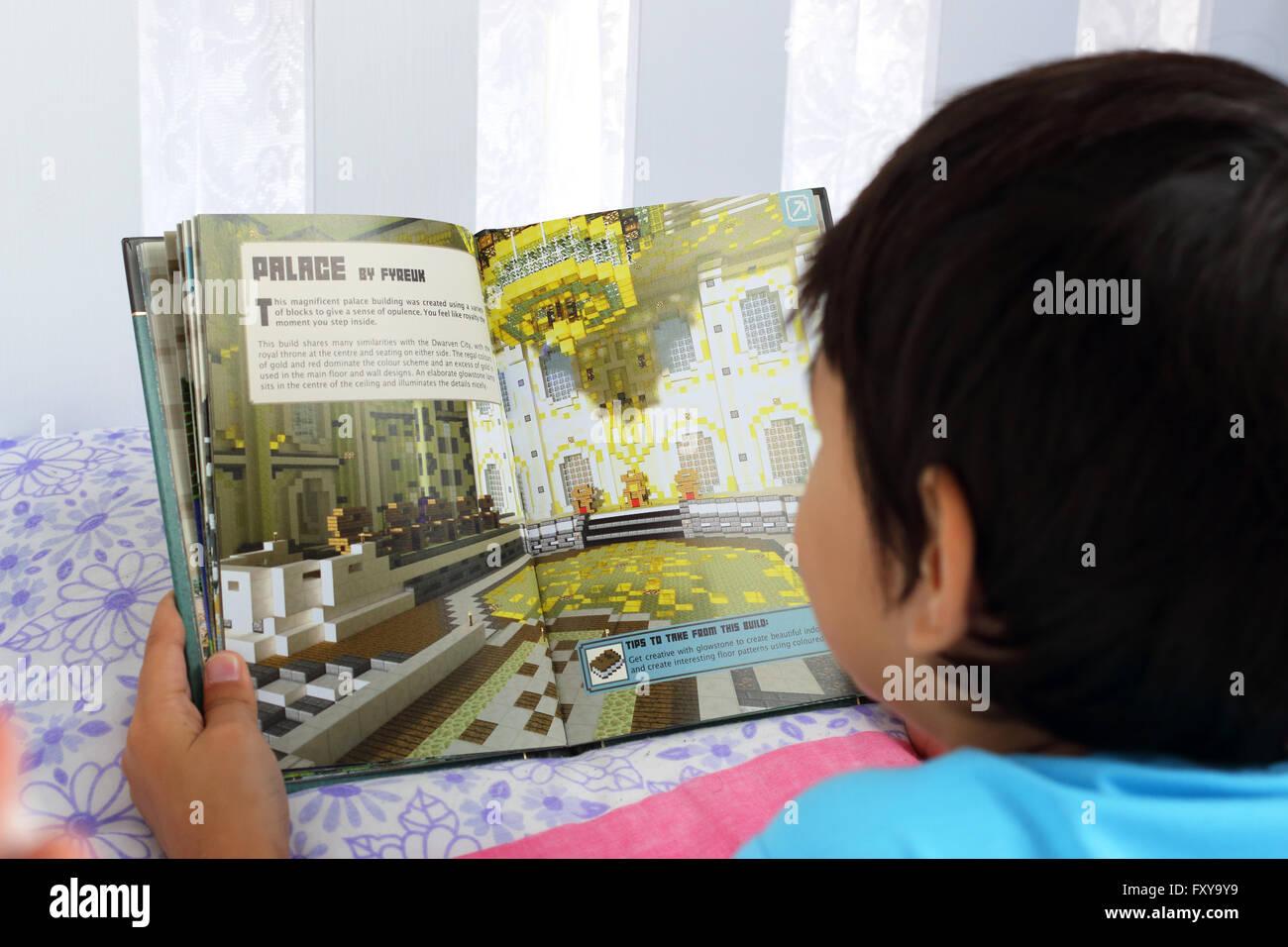 Bonito Libro De Colores Minecraft Cresta - Enmarcado Para Colorear ...