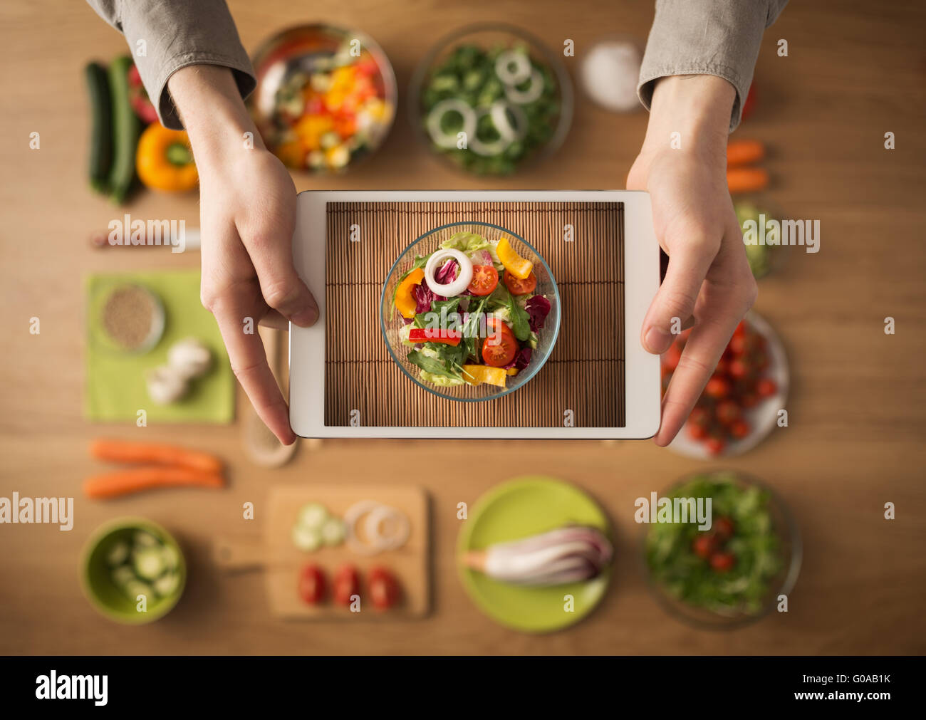 Lujo Fresco Utensilios De Cocina India Festooning - Ideas de ...