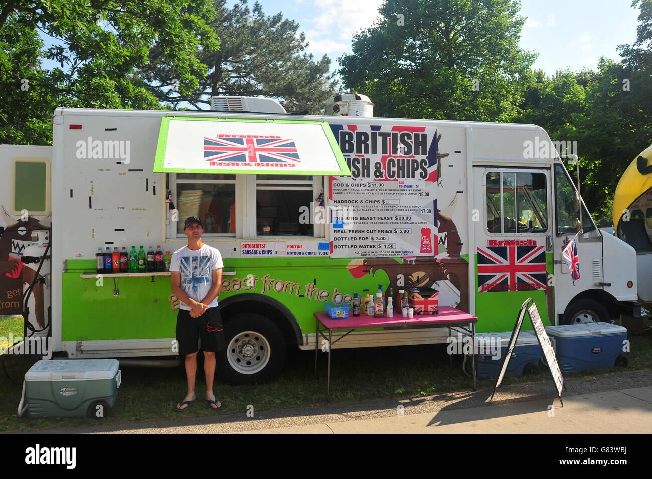 London ontario food trucks