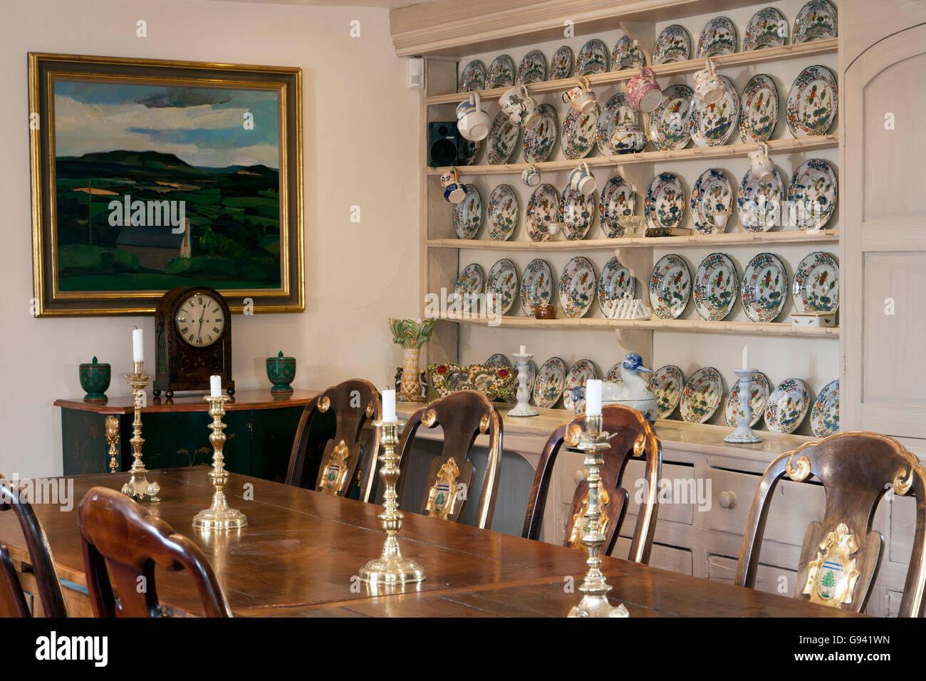 Lujoso Mesa De Cocina De Madera Reino Unido Fotos - Como Decorar la ...