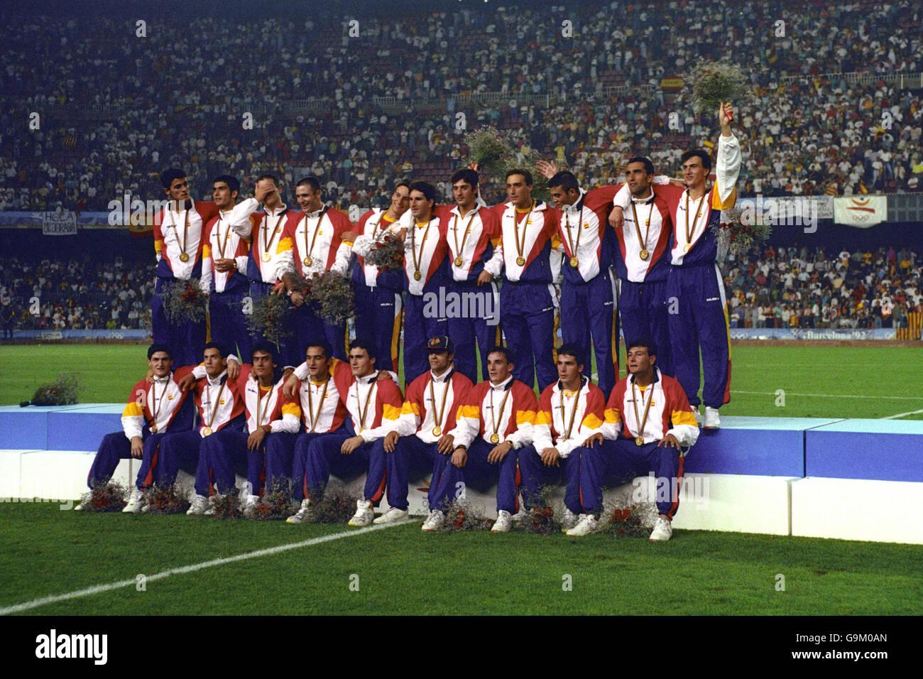 Futbol Juegos Olimpicos De Barcelona 1992 Futbol Final