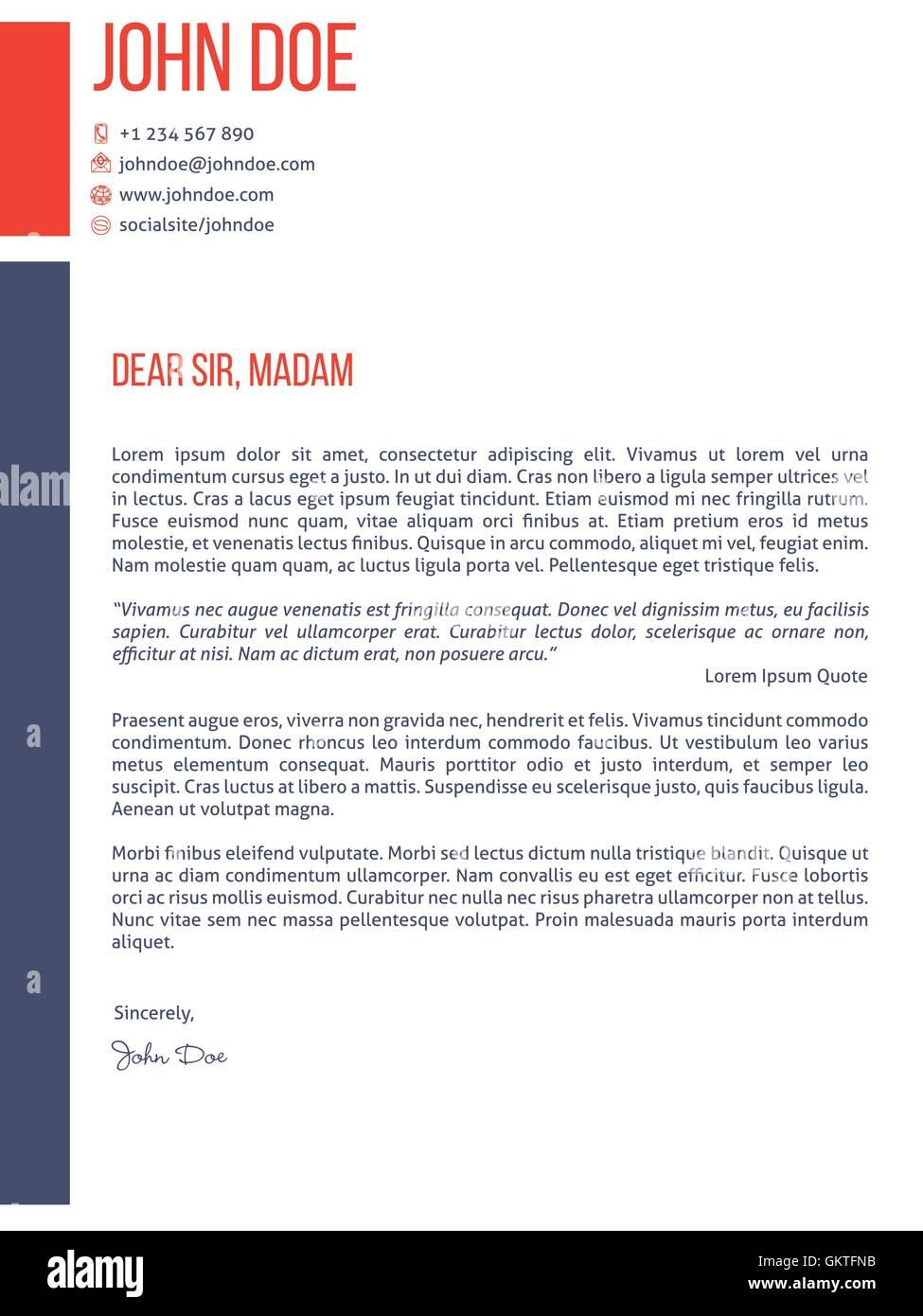 Atractivo Ejemplo De Carta De Presentación De Reanudar Asesino ...