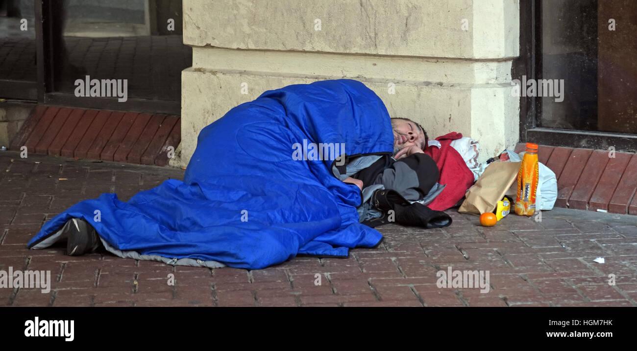Homeless,office