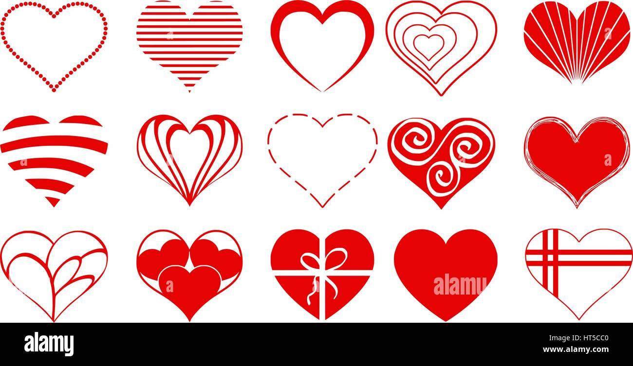 San Valentin Dibujos En Color. Paginas De Color De San Valentin En ...