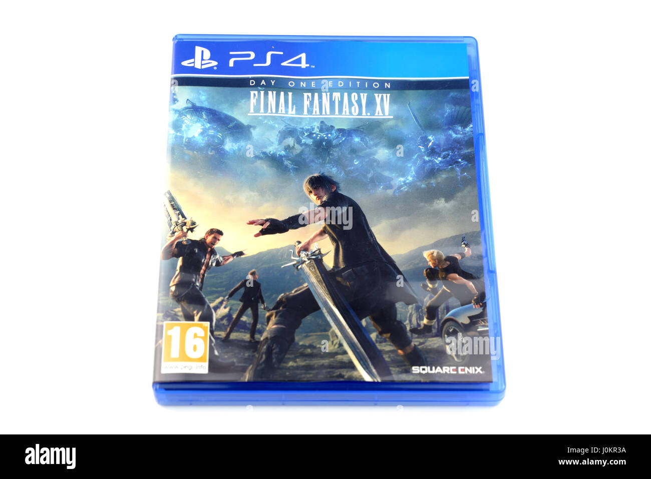 El Famoso Video Juego Final Fantasy Xv Publicado Por Square Enix