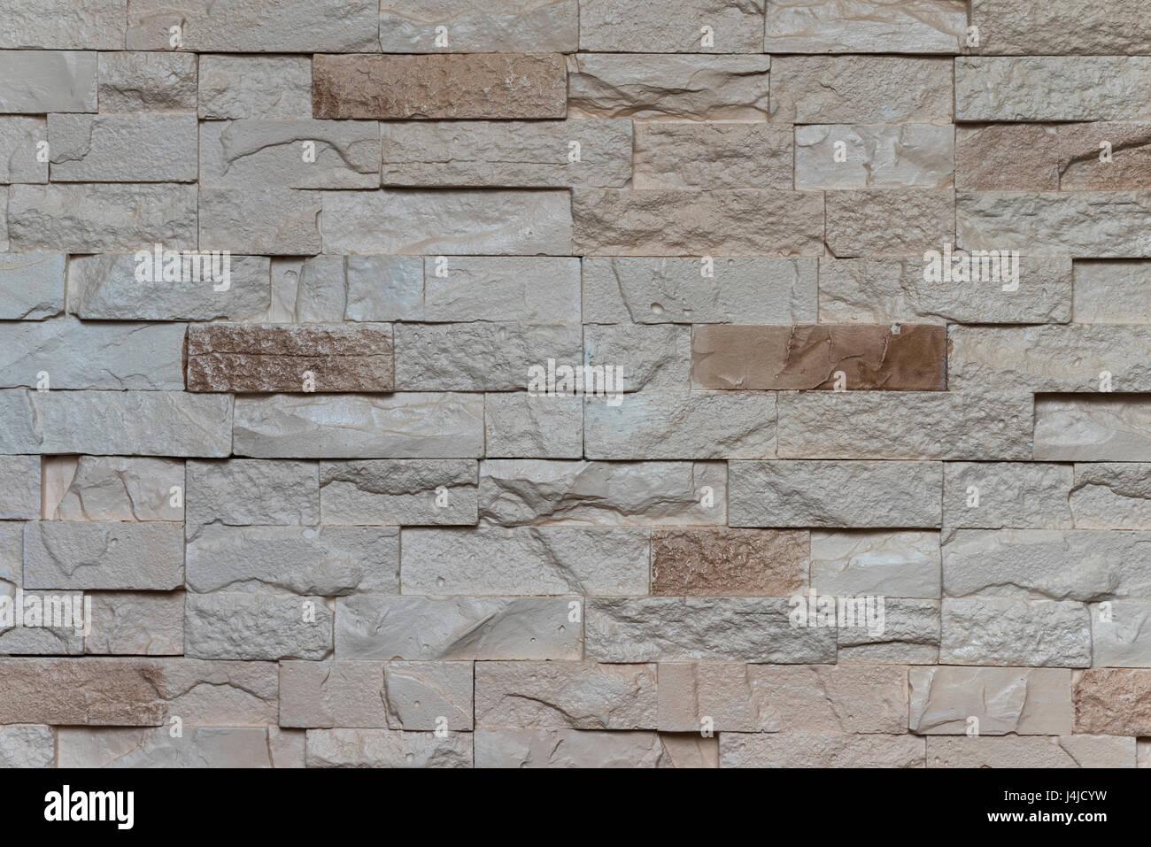 Fondo De Piedra Moderna Pared Interior O Exterior Foto Imagen De - Piedra-pared-exterior