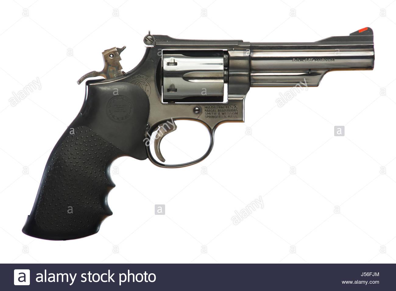 Smith & Wesson modelo Magnum calibre 57, 0,357, N marco, 4 pulgadas ...