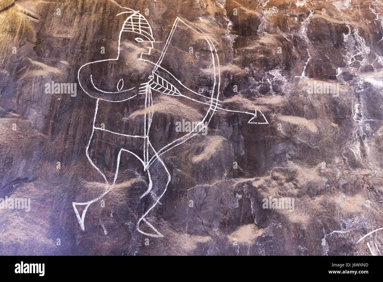 Murales Arte Rupestre