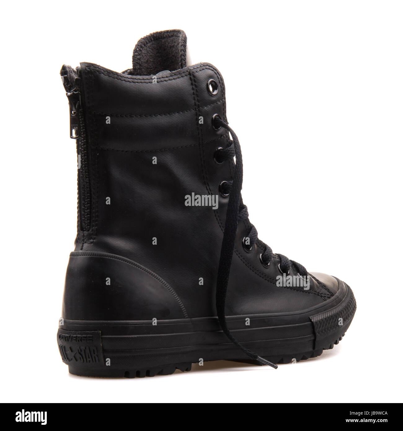 f90ebd6ea45 canada converse chuck taylor all star hi rise boot negro zapatos de mujer  549591c e76ed d7ed3