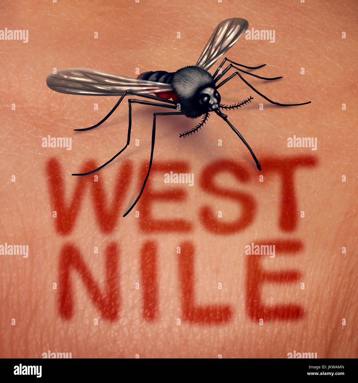 El virus del Nilo Occidental enfermedad como enfermedades ...