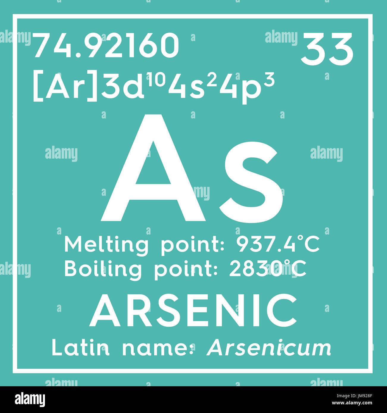 El arsnico arsenicum los metaloides elemento qumico de la tabla el arsnico arsenicum los metaloides elemento qumico de la tabla peridica de mendeleyev arsnico en square cube concepto creativo urtaz Gallery