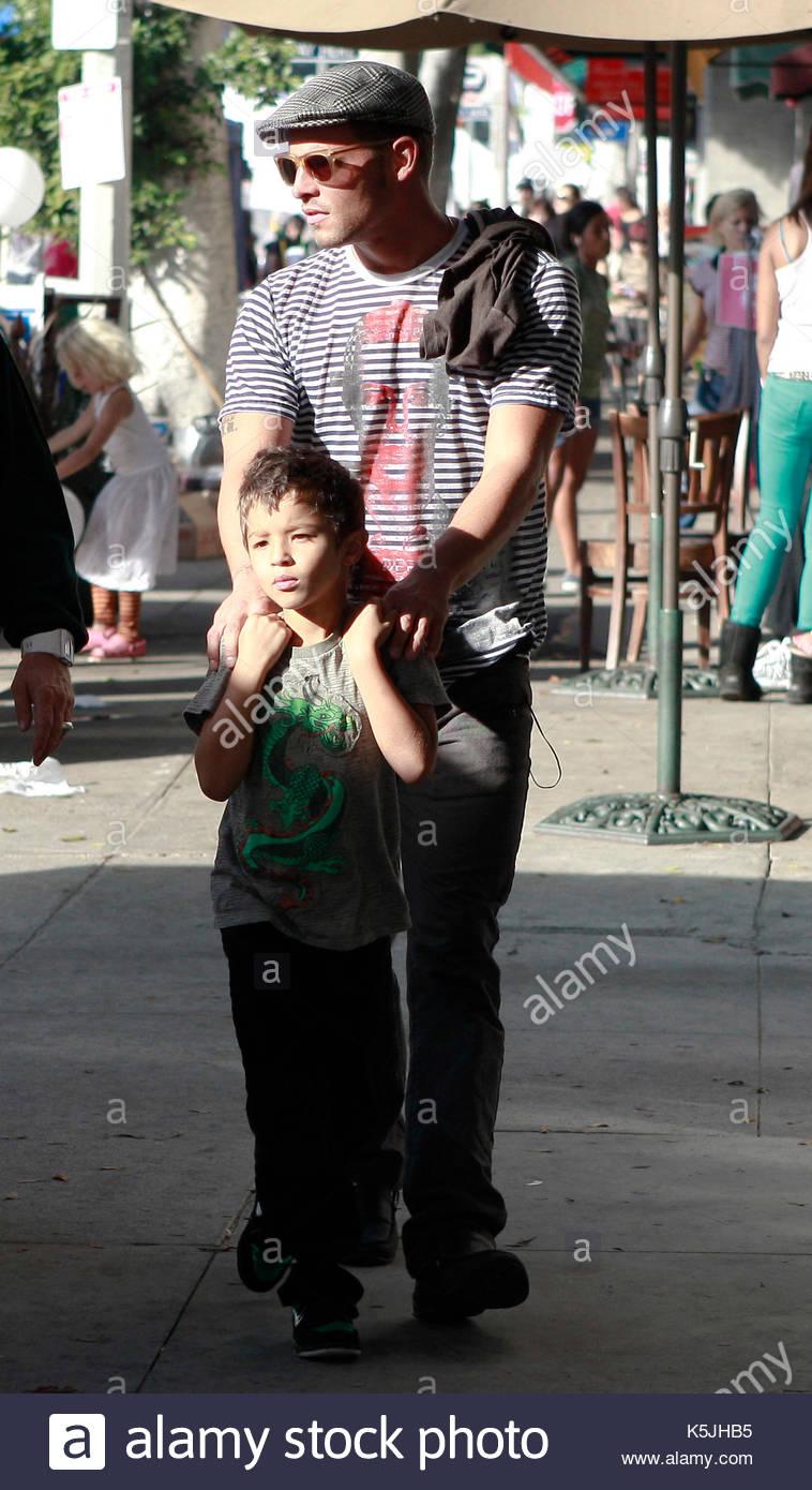 Justin chambers e hijo de Jackson. Anatomía \'grises\' el actor justin ...