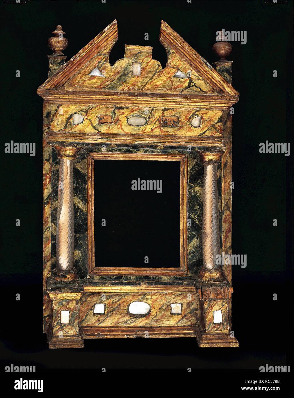 Tabernáculo bastidor, a principios del siglo 17, italiano, Venecia ...
