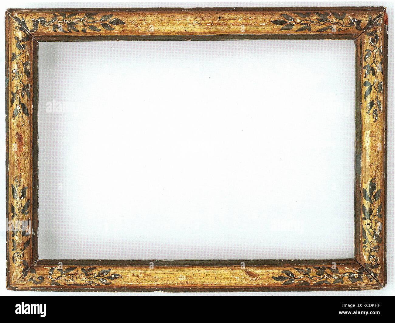 Astragal Marco espejo, siglo XVIII, italiano, de Génova, de los ...