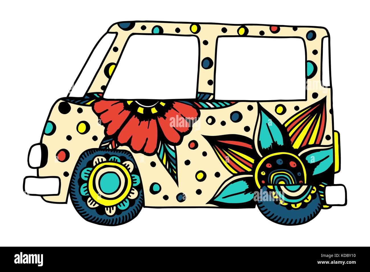 Funny car una mini van para adultos. anti estrés página para ...