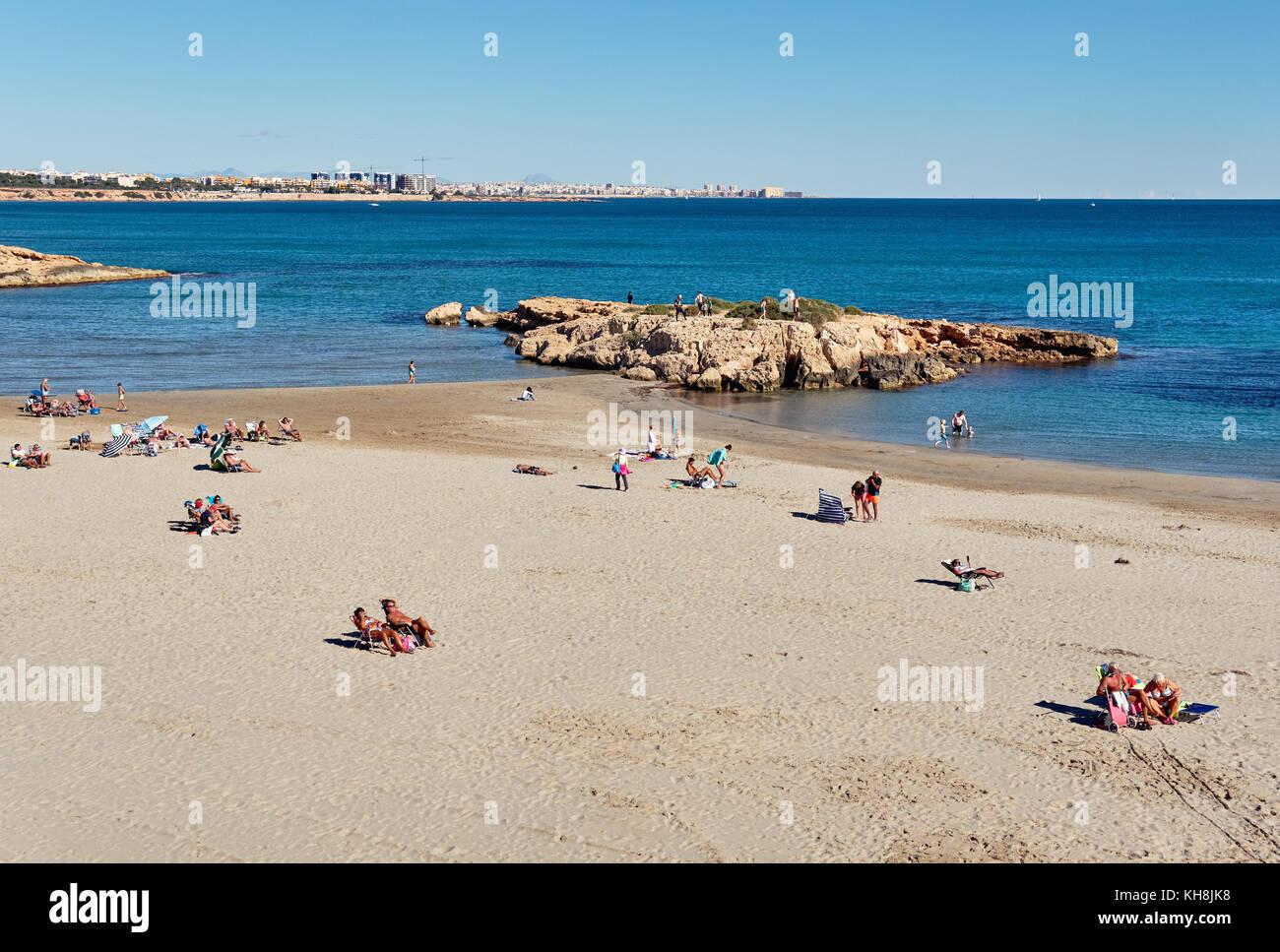 playa espana noviembre