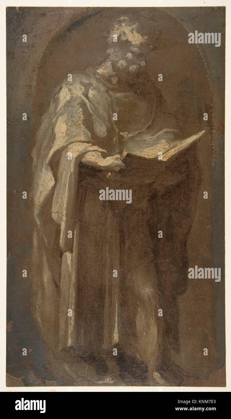 San Marcos. Artista: Domenico Beccafumi (Italiano, 1484-1551 ...