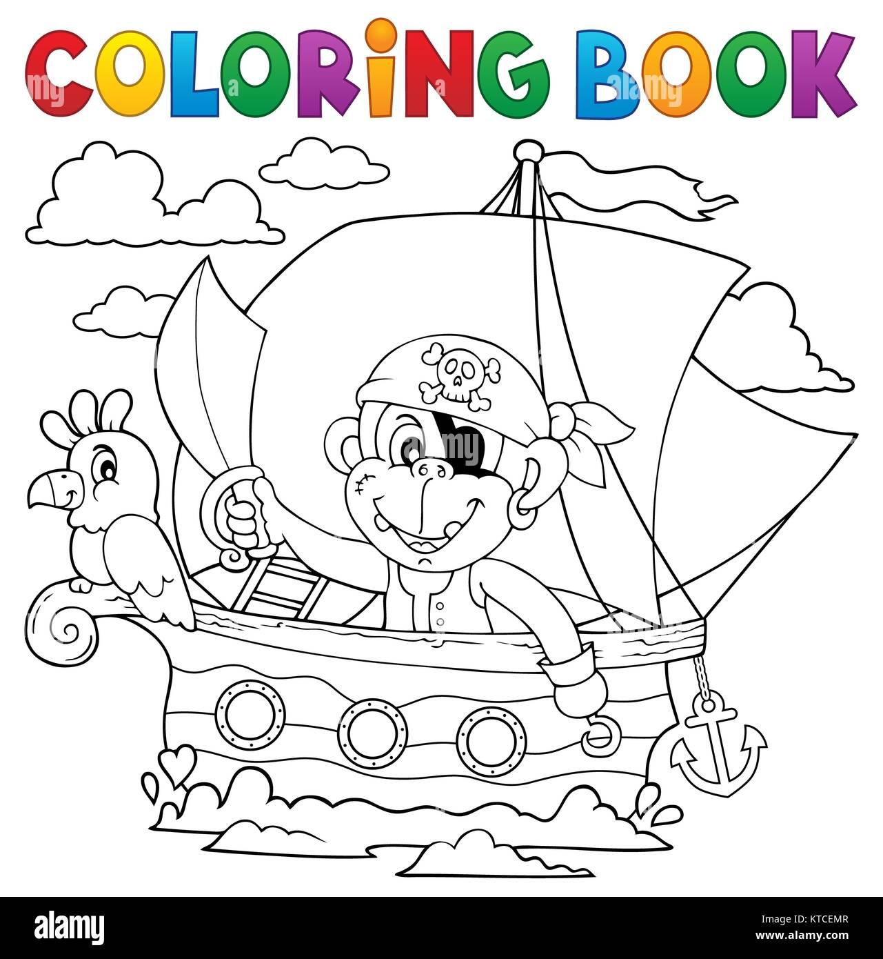 Único Barco Para Colorear Páginas Para Imprimir Embellecimiento ...