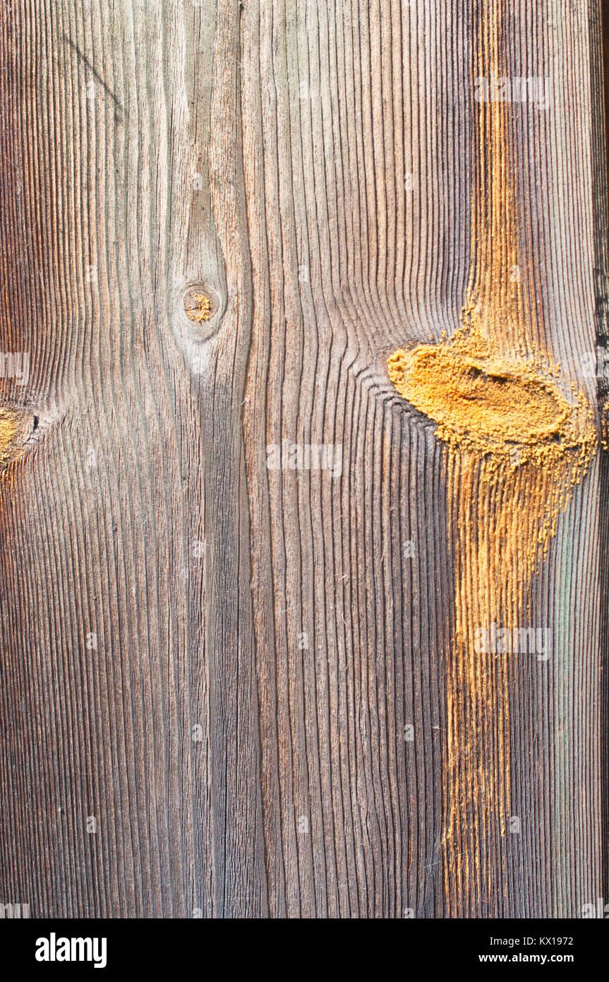 Imagen de fotograma completo de un tablón de madera, ideal para ...