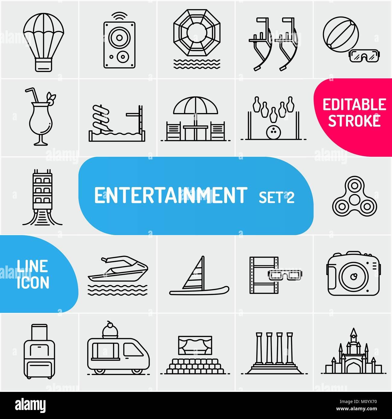 1be17b21d59a5 Colección de símbolos de esquema de calidad premium. Mono pictograma lineal  pack. Trazo vector logo Concepto